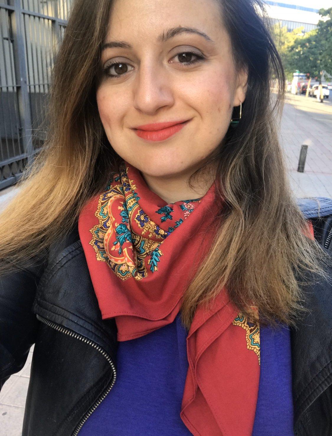 """Cristina García Casado, """"Palabras y tiento"""""""